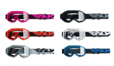 New 2020 Adult Fly Focus Goggles Motocross Enduro ATV Downhill All Colours